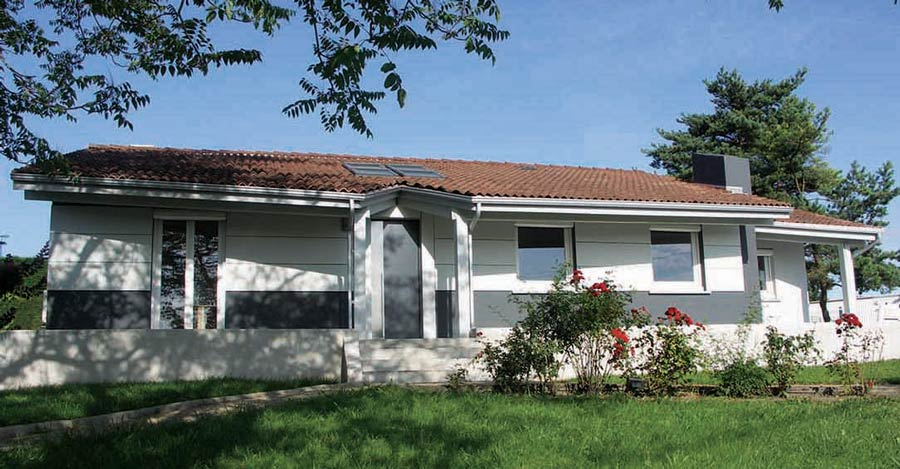 Maisons et annonces dans maisons et villas kasserine with for Amiante dans maison